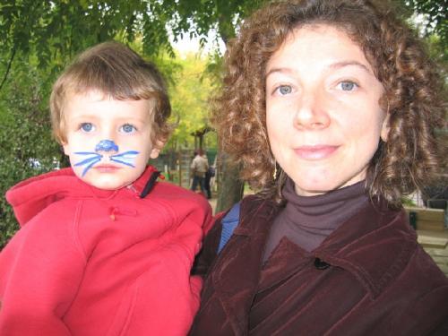 2005Mia con la mamma