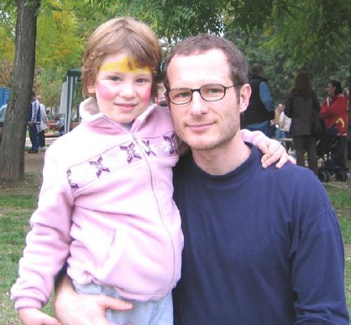 2005Micol col papa