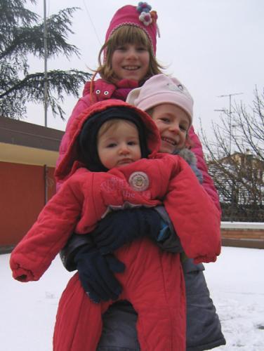 2009 01 Gen Marzo sorelle nella neve