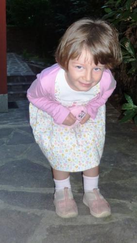 2010 settembre Maia con barbapapa